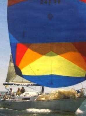 Sobstad  Used  Sym SPINNAKER  SAIL   44ft  8 inch Hoist used in Great Lakes only