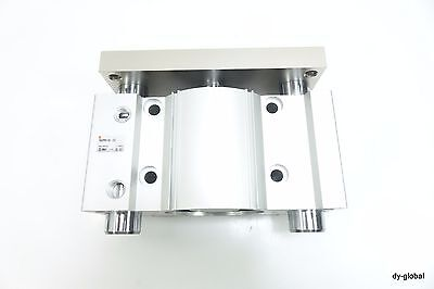 SMC MGPM100-50 Robust 100mm bore Pneumatic Guide Cylinder NNB CYL-GUD-I-142=2A36