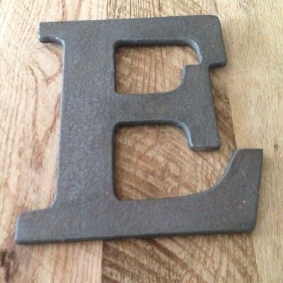 Pottery Barn Kids Letter Wall Decor E