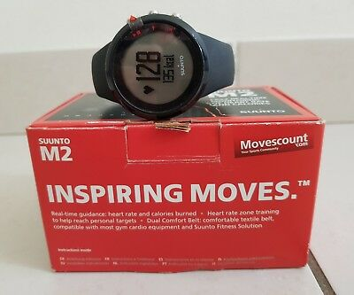 Suunto M2 Fitness and Heart Rate Watch
