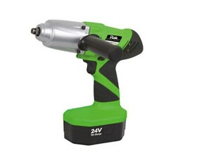"""New - Rok 1/2"""" Drive 24 Volt Impact Wrench"""