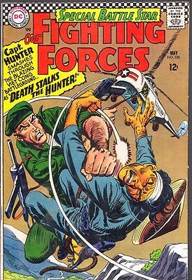 Our Fighting Forces #100 G/VG (1966)