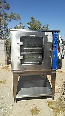 Cleveland CombiCraft Commercial Convection-Steam Oven Model ME/ 210X/208 3 phase