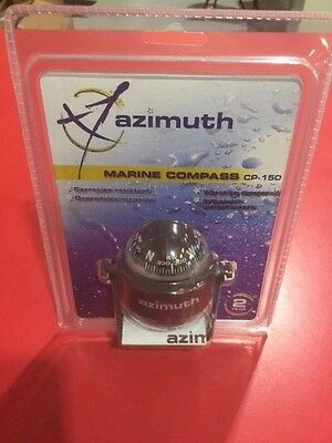 Compass , For Boat's Cars, Bikes , Trailers Mountable.