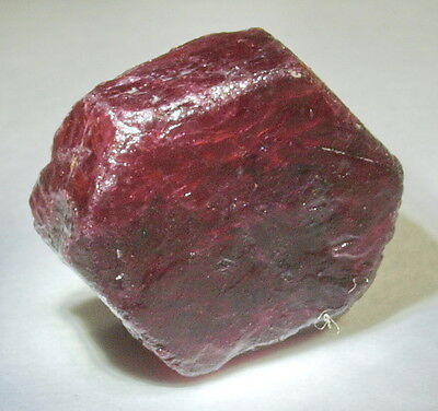 3.20cts Natural Madagascan Untreated Ruby Crystal - Facet Rough