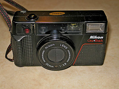 Nikon One Touch Camera