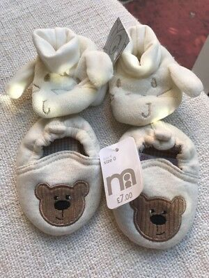 Baby Unisex Slippers Booties Newborn