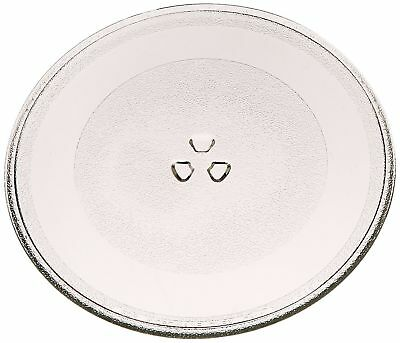 Sears Kenmore Microwave Glass Turntable Tray Plate 12 3/4in Replacement Microwav