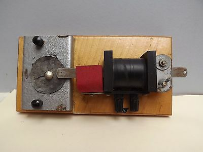Ticker Tape { Ticker Tape Timer } Physics [ C1960 ] Working