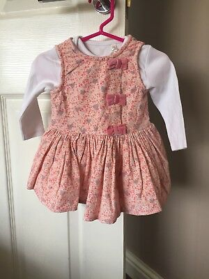 Lovely Girls Next Dress Age 3 To 6 Months