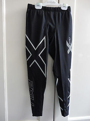 2Xu Youth Girls Compression Tights-Large, As New