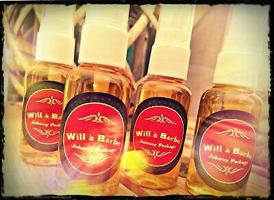 Huile à barbe  Will à Barbe '' Johnny Package'' 30ml ''