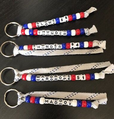 Ice hockey Key ring
