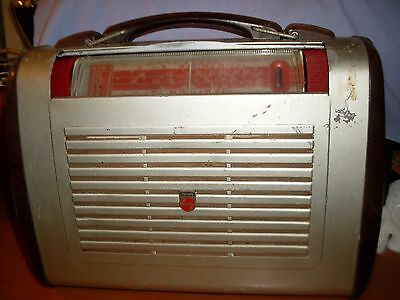 vintage philips town &CONTRY RADIO