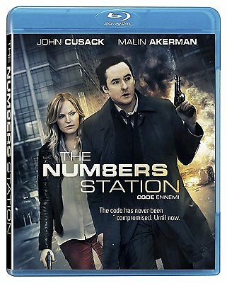 The Numbers Station , Blu-Ray , English/French