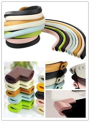 Baby Child Thin/Glass Table Desk Corner Edge Protectors Soft Safety Cushion