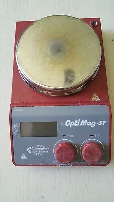 Chemglass Optimag-ST Pro hot plate and magnetic stirrer