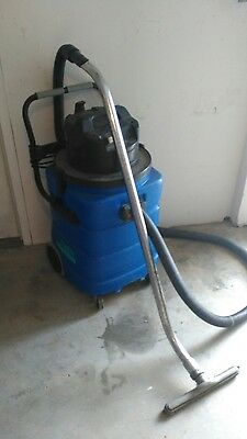 Clarke Alto 15 Gallon Commercial Wet Vac With Wand