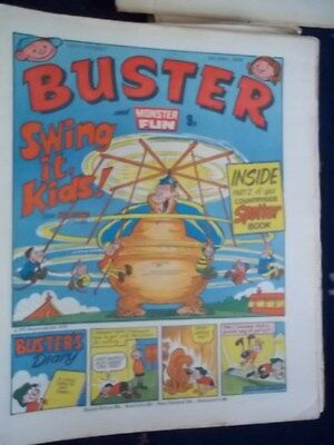 Buster & Monster Fun Comic.[ 5Th May 1979].