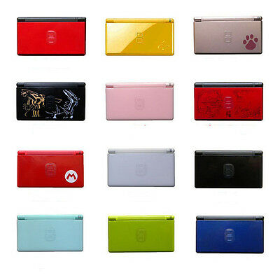 Brand New Color Choose Nintendo DS Lite Handheld System Console and free gift