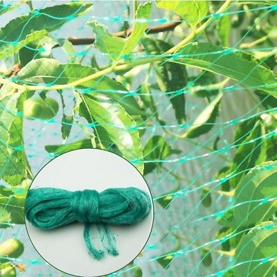4x10m Garden Insect Netting Hunting Barrier Nylon Preventing Mesh Orchard Supply