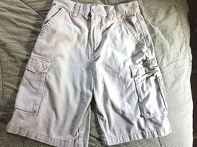 Men's Shorts 30  BEVERLEY HILLS POLO CLUB  100% cotton CARGO style