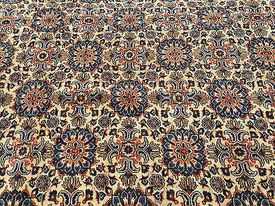 10x13 HAND KNOTTED PERSIAN ANTIQUE RUG IRAN WOVEN RUGS 10 x 13 wool made 9 12 14
