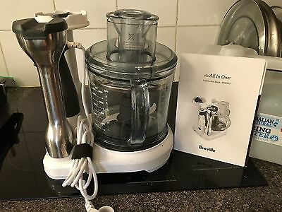 Breville all in one food processor