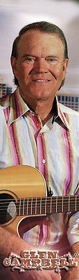 GLEN CAMPBELL Bookmark - We Will Never Forget You Country Boy!