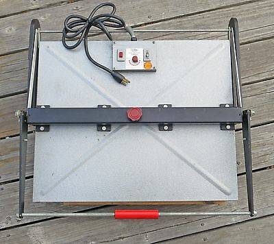 Technal 550 DRY MOUNT / LAMINATING PRESS 18x22 inches for Photography or T-shirt
