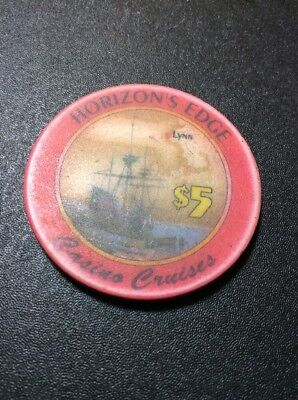 Horizon's Edge $5 Casino Chip