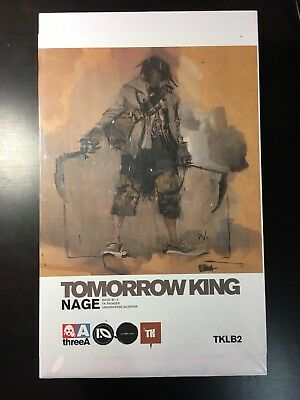 Pre-Loved 3A ThreeA Ashley Wood NAGE M.I.A. TK Ranger Excellent As New Condition