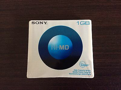 Sony Hi-MD 1 GB Mini Disc