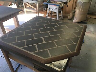 Slate Hearth To Suit Wood Heater / Fire Place