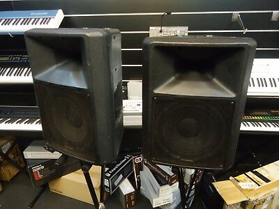 "Ev Sx100 12"" 2-Way 200W 8Ohm Passive Speakers For Live/pa/studio/dj/party/gig"