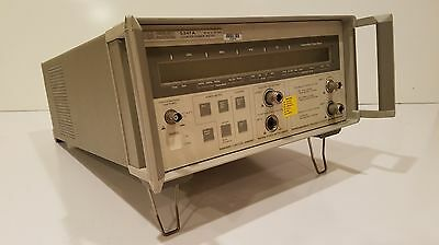 AGILENT HP 5347A Frequency Counter/Power Meter