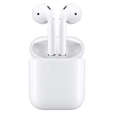 Apple Airpods Wireless Bluetooth earphones with premium sound and chargind case
