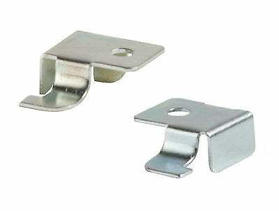 Shelf Rest Sets for Shelf Brackets - 25 Left- & 25 Right-Handed Shelf Rests