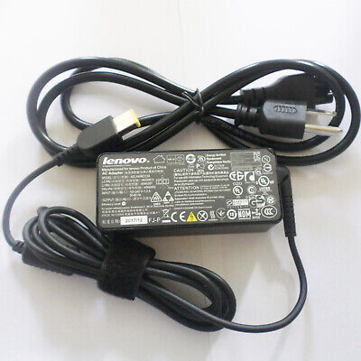 Genuine OEM AC Adapter For Lenovo ADLX45NDC3A ADLX45NCC3A Laptop Power Charger