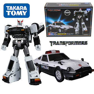 Transformers Masterpiece MP-17 Prowl Nissan Fairlady 280Z Police Car Vehicle Toy