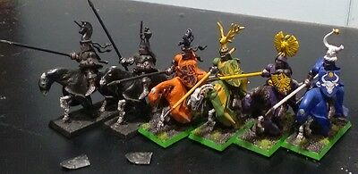 LOT 14: 6 Converted undead betonnian knights