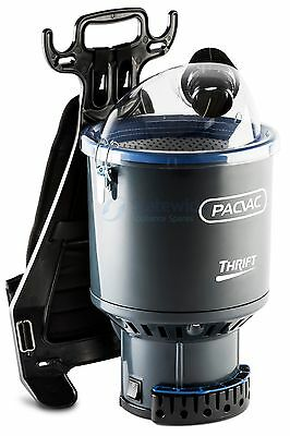 Pacvac Thrift 650 Back Pack Vacuum Cleaner with 1 Cloth and 2 paper bags