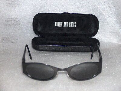 Vintage Cutler And Gross Of London  Eyeglasses Sunglasses - Mod. 045, England