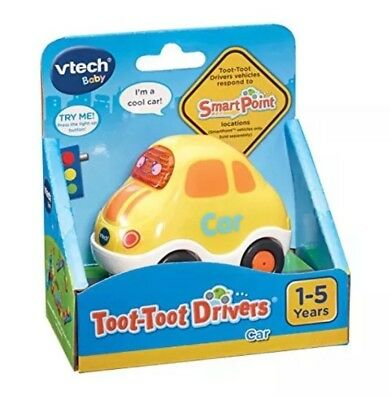 Vetch Toot Toot Drivers Toy Car With Sounds