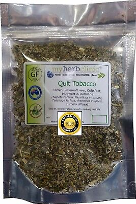 Quit Tobacco Organic Alternative Smoking Smoke Herbal Herb High Tea ~ Herb Puff