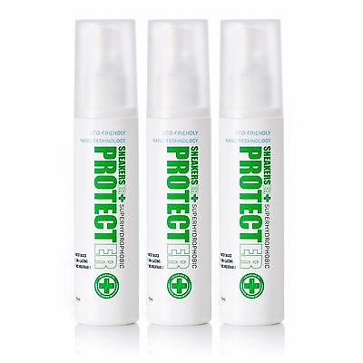 Sneakers Er  Superhydrophobic Protecter 75Ml - 3 Pack