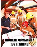 ICS Incident Command & Structure Fire Control Firefighting Training DVD