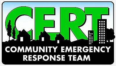 CERT Training Firefighter & Community Emergency Response Course DVD