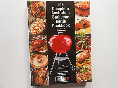 ## The Complete Autralian Barbecue Kettle Cookbook - Weber **like New