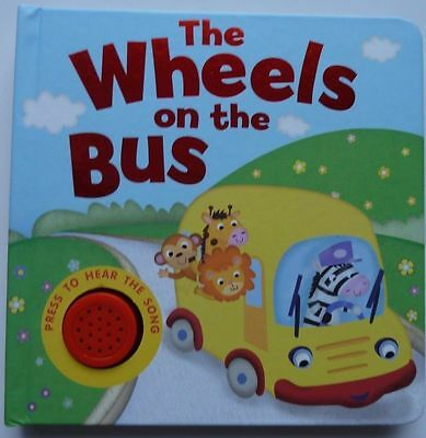 The New Sound Books Baby/kids- The Wheels On The Bus